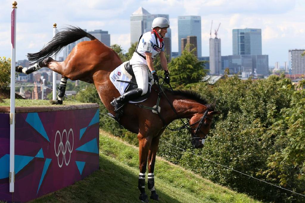 Làm thế nào để trở thành một người cưỡi ngựa Olympic